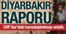 "CHP: ""Diyarbakır Raporu"" hazırladı, işte o rapor"