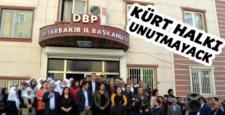 Hdp: Kürt halkı bu katliamı unutmayacaktır