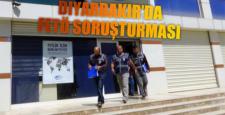 Diyarbakır'da Fetö Operasyonu düzenlendi
