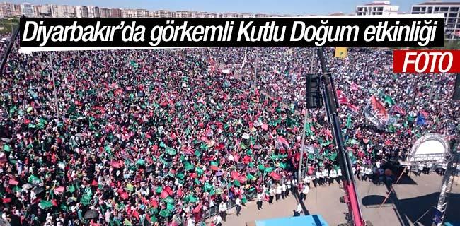 """Diyarbakır'da """"Kutlu Doğum"""" etkinliği sona erdi"""