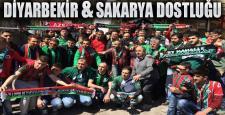 Diyarbekirspor, Sakaryaspor'u bağrına bastı