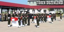 Mardin'de şehit olan binbaşı dualarla uğurladı