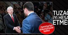 Selehattin Demirtaş: CHP, tuzağı iyi hesap etmeli