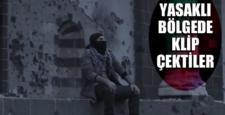 Sur'da yasaklı mahallelerde klip soruşturma getirdi