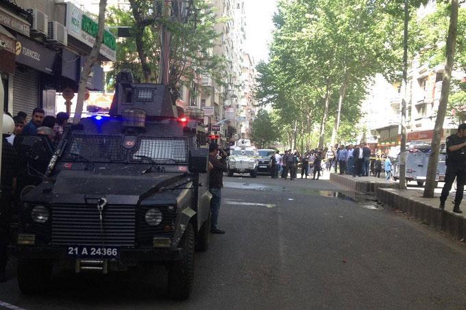Yasli kadin olay yerinde hayatini aybetti diyarbakir ofis2