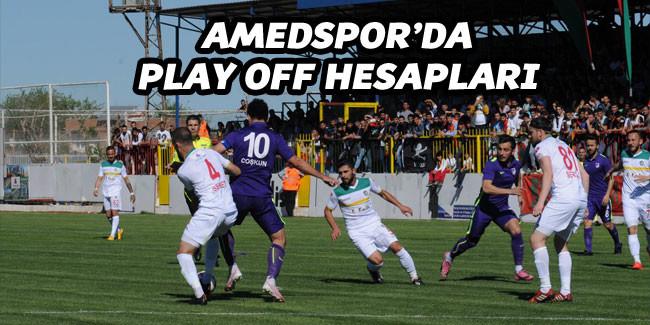 Amedspor Play off'lara kalmayı istiyor