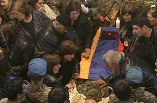 Azerbaycan 18 Ermeni askerin cesedini iade etti
