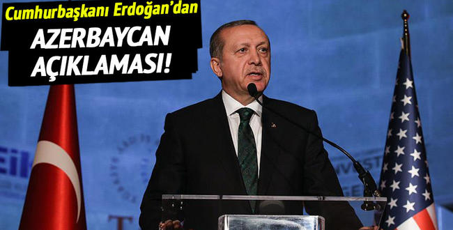 Azerbaycan'da çatışma, Erdoğan Aliyev'i aradı.