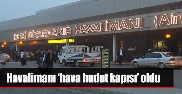 Diyarbakır Hava Limanı için son dakika kararı