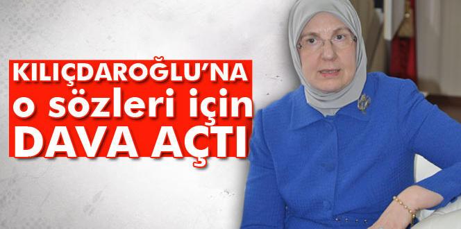 Aile Bakanı, Kılıçdaroğlu hakkında tazminat davası açtı