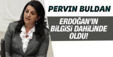 Pervin Buldan'dan, Dolmabahçe açıklaması geldi