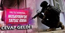 Valilik'ten Nusaybin iddialarına cevap!
