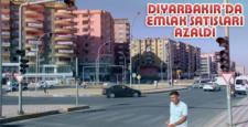 Diyarbakır'da Konut satışları dibe vurdu