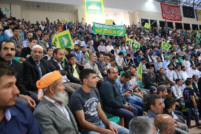 Diyarbakir fetih etkinligi duzenlendi