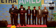 """Diyarbakır'da """"Fetha Amed' (Fetih) etkinliği kutlandı"""