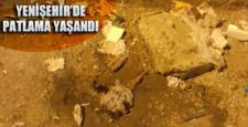 Diyarbakır'da patlama, bir çocuk ağır yaralı
