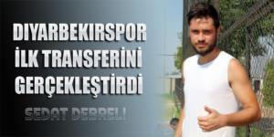 Diyarbekirspor'dan ilk transfer, işte yeni fotvet