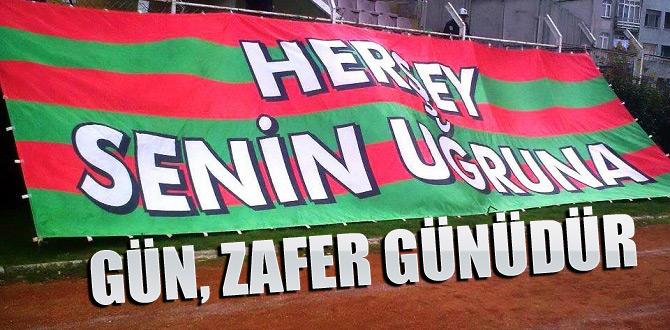 Diyarbakirspor'un son maçı, şampiyonluk geliyor