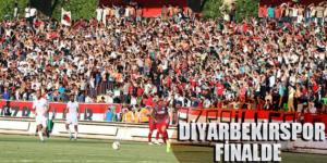 Diyarbekirspor adını finale yazdı, rakip Ofspor