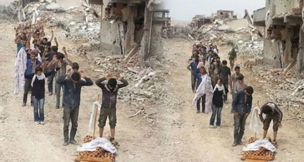 """HDP: """"Nusaybin'de teslim olanlarlar sivil halk'tı"""" dedi.."""