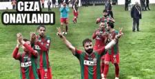 Amedspor'a verilen ceza Tahkimden onaylandı