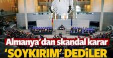 """Almanya """"Soykırım"""" dedi, Türkiye karşı hamle yaptı"""