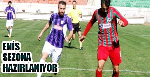 Başarılı oyuncu Enis Gül, sezon hazırlıklarını başladı