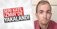 Seri Katil Atalay Filiz, İzmir'de yakalandı