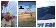 Ankara'dan Diyarbakır'a giden otobüse silahlı saldırı