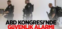 ABD Kongresi'nde silahlı saldırı alarmı!