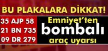 Diyarbakır'da 3 bomba yüklü araç alarmı yapıldı
