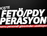 Van, Erciş'te 63 kamu personeli görevden uzaklaştırıldı!