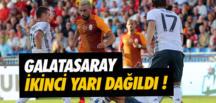G.Saray ManU karşısında dağıldı! 7 gol…
