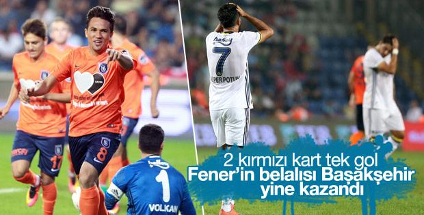 Fenerbahçe lige mağlubiyetle başladı. 1-0