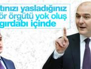 Süleyman Soylu'dan HDP'nin siyasetine eleştiri!
