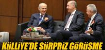 Recep Tayyip Erdoğan, Devlet Bahçeli'yi kabul edecek