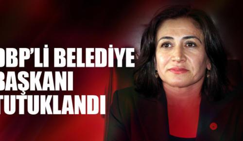 Varto'nun DBP Belediye eş Başkan Ekinci tutuklandı