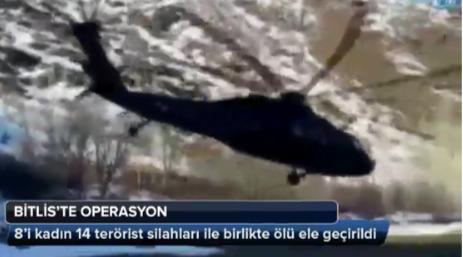 Bitlis'in Tatvan ilçesinde sokağa çıkma yasağı
