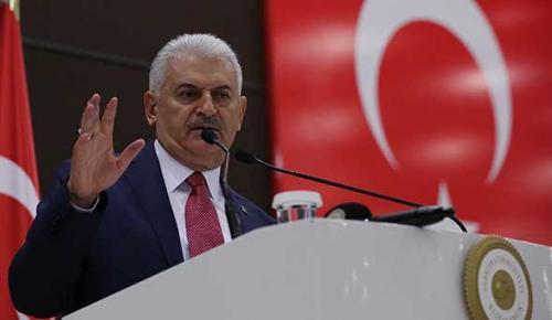 Başbakan Yıldırım'dan yeni açıklama