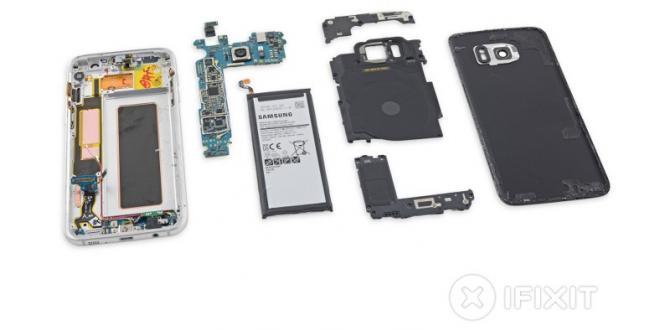 Galaxy S7 Edge Ekran Değişimi için Güvenilir Adres GSM İletişim