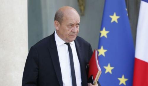 Fransa'dan Katar'a destek