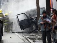 Afganistan'da bombalı saldırı