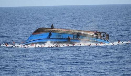 Tekne alabora oldu 53 ölü var