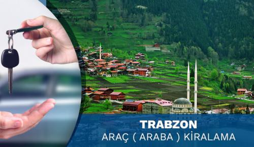 Trabzon Araç Kiralama | www.adorenty.com