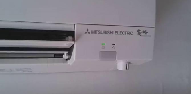 Mitsubishi Electric Klima Kullanımı
