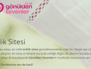 Gönülden Sevenler Ciddi Evlilik Sitesi