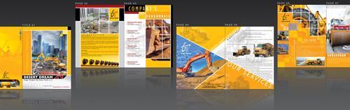 Broşür Matbaa Baskı Ürün Çeşitleri