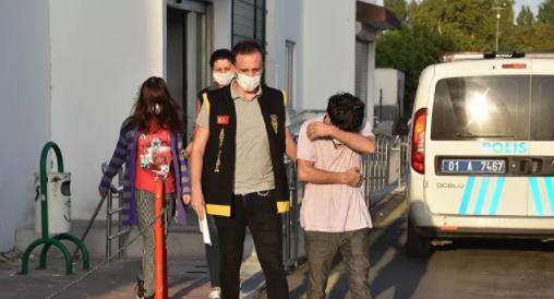 Adana merkezli 11 ilde 'swinger' operasyonu
