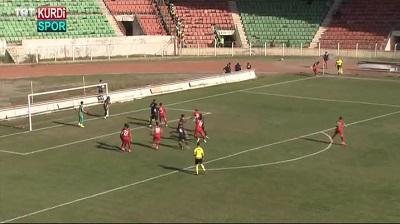Diyarbekirspor 1-0 Zara Belediyespor