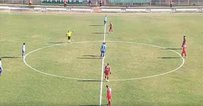 Diyarbekirspor 0 – 2 Kahramanmaraş BBSK.